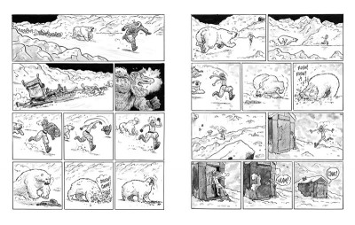 Page 1 un petit détour et autres racontars
