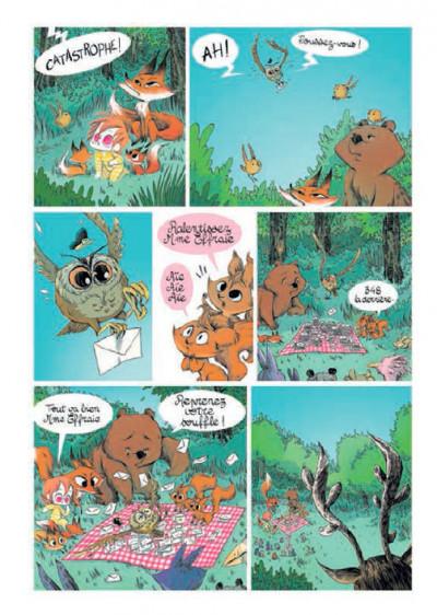 Page 3 Les Soeurs Moustaches tome 1 - La Balade De Mai