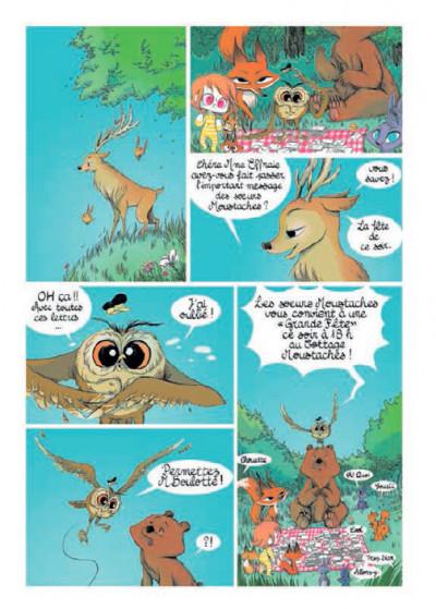 Page 4 Les Soeurs Moustaches tome 1 - La Balade De Mai