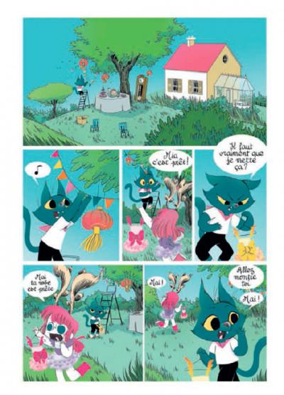 Page 5 Les Soeurs Moustaches tome 1 - La Balade De Mai