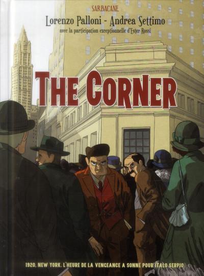 Couverture The Corner