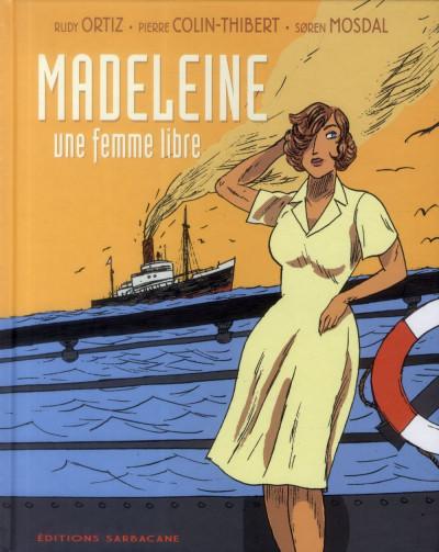 image de Madeleine, une femme libre