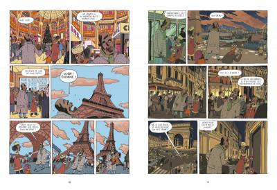 Page 1 Magic majid - La sardine du cannibale