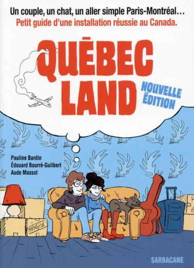 Couverture Québec land 2015