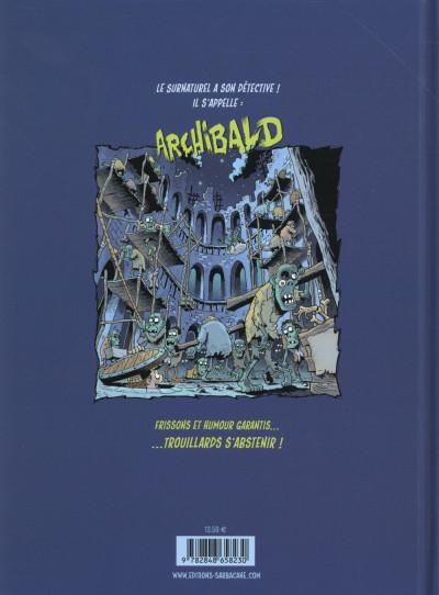 Dos Archibald tome 1