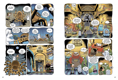 Page 1 Archibald tome 1