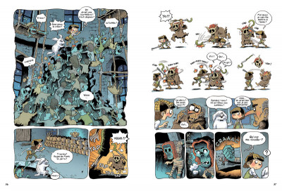 Page 2 Archibald tome 1