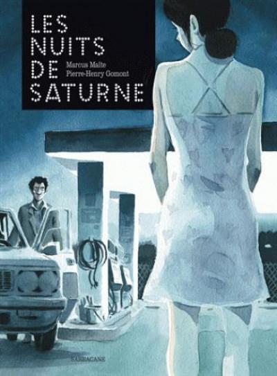 Couverture Les nuits de Saturne