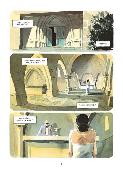 Page 2 Les nuits de Saturne