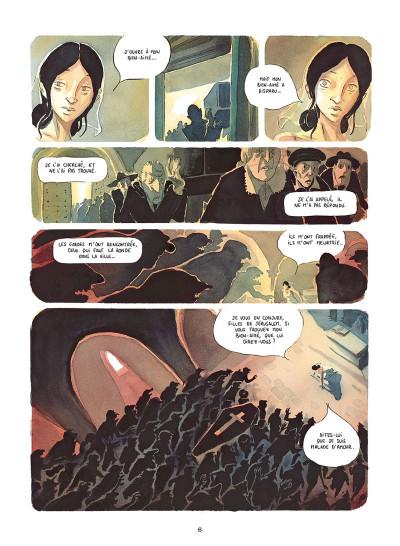Page 4 Les nuits de Saturne