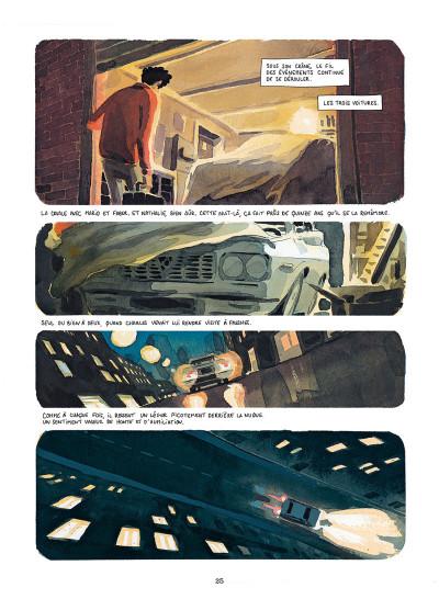 Page 5 Les nuits de Saturne