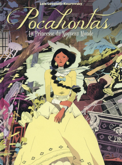 Couverture Pocahontas