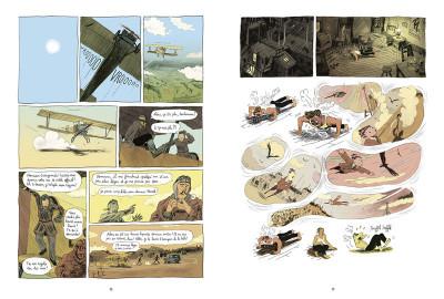Page 1 L'enragé du ciel
