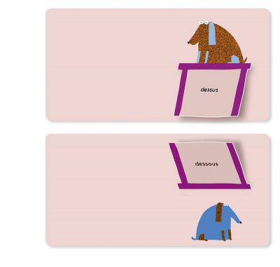 Page 2 Les chiens (contraires)