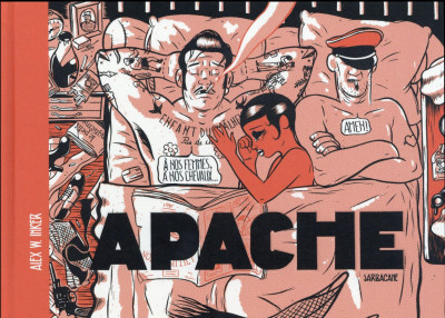 Couverture Apache