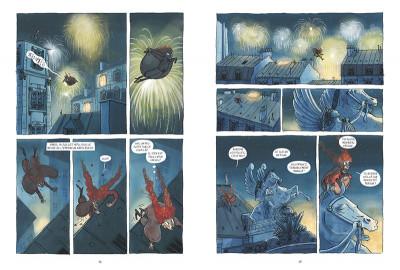 Page 1 L'écureuil tome 1