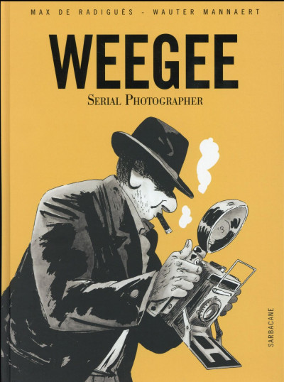 Couverture Weegee