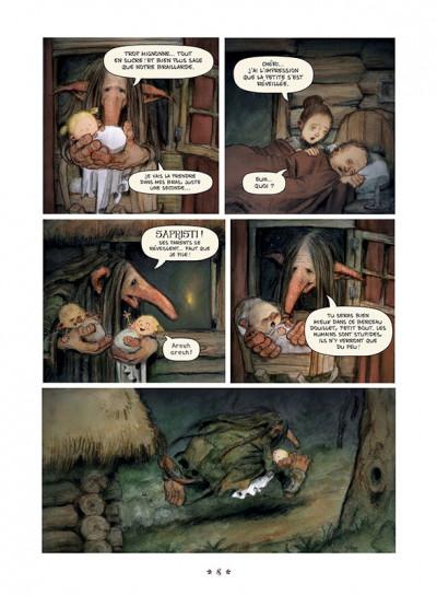 Page 1 Secrets de trolls