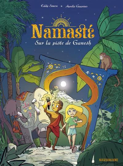 Couverture Namasté tome 1