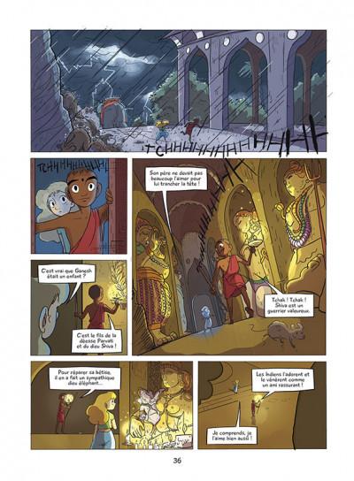 Page 1 Namasté tome 1