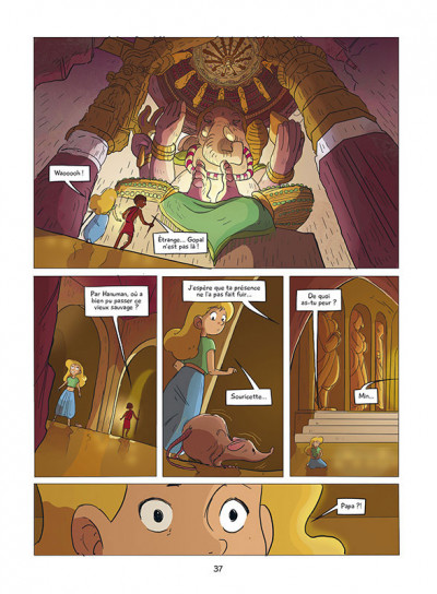 Page 2 Namasté tome 1
