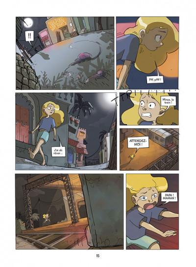Page 4 Namasté tome 1