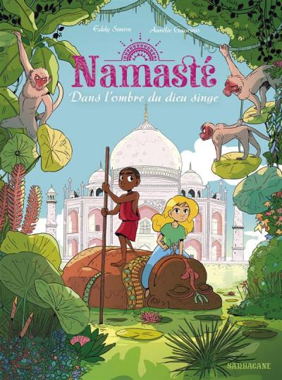 Couverture Namasté tome 2