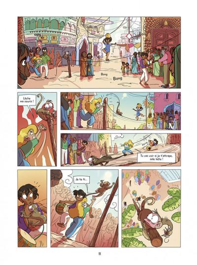 Page 2 Namasté tome 2