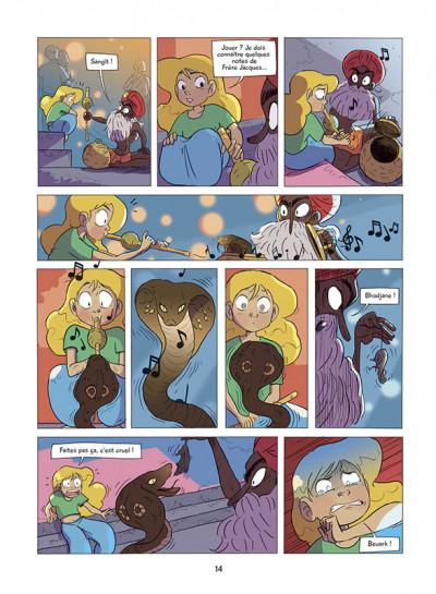 Page 3 Namasté tome 2