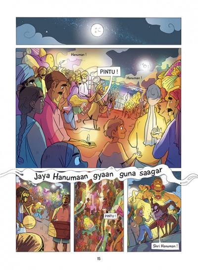 Page 4 Namasté tome 2
