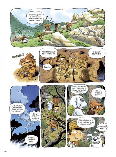 Page 1 Archibald tome 3