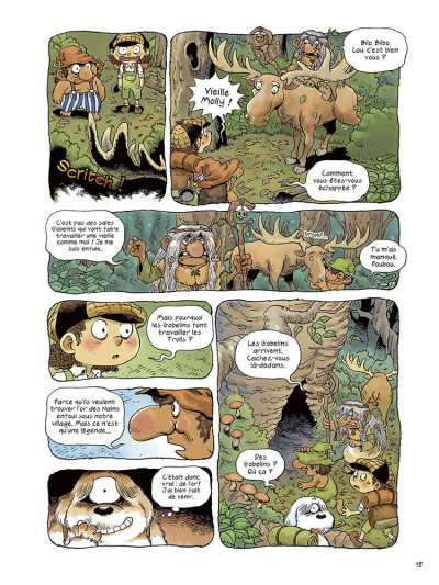 Page 2 Archibald tome 3
