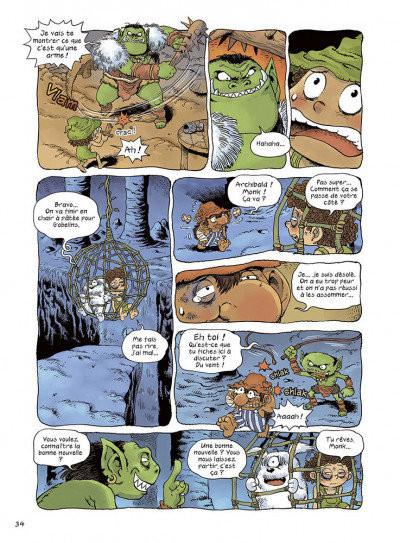 Page 3 Archibald tome 3
