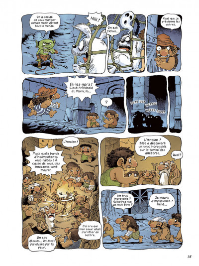 Page 4 Archibald tome 3