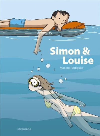 Couverture Simon et Louise