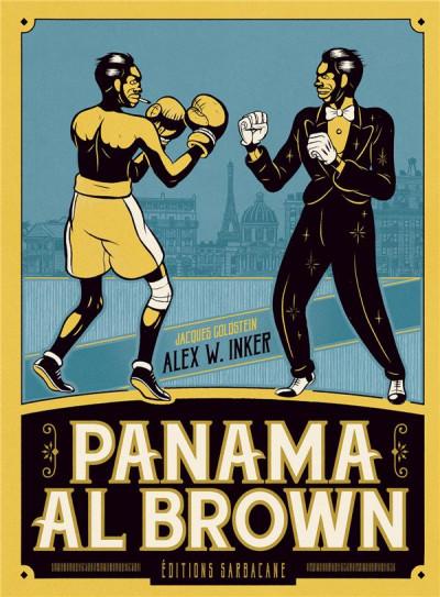 Couverture Panama Al Brown