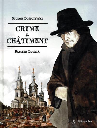 Couverture Crime et châtiment