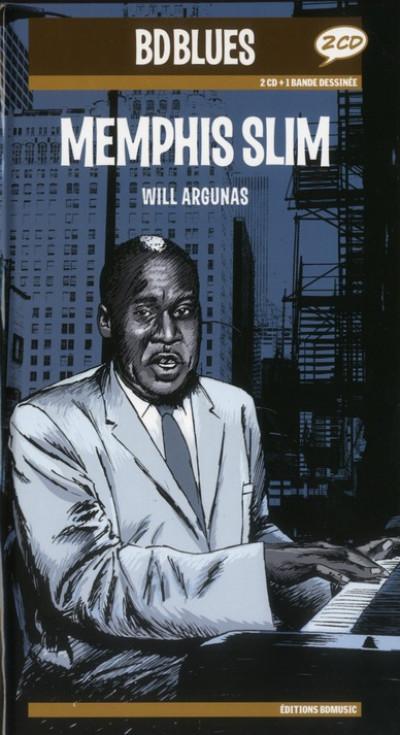 Couverture Memphis Slim