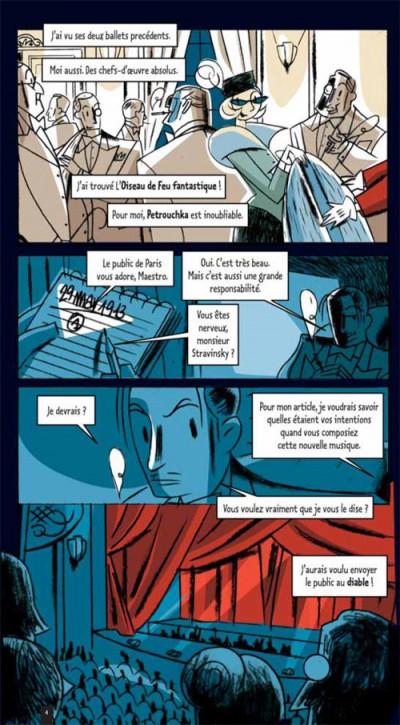 Page 1 Stravinski