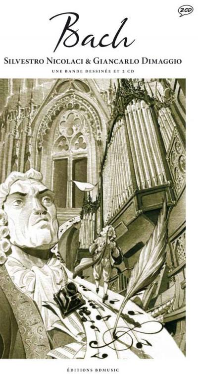 Couverture Bach