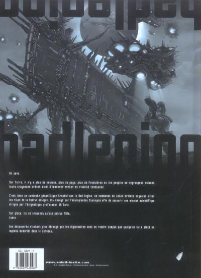 Dos Bad legion tome 1
