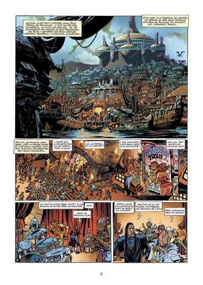 Page 4 trolls de troy tome 8 - la rock'n troll attitude