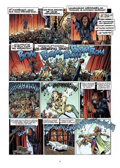 Page 5 trolls de troy tome 8 - la rock'n troll attitude