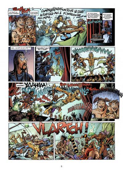 Page 6 trolls de troy tome 8 - la rock'n troll attitude