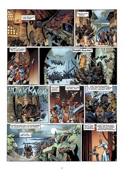 Page 8 trolls de troy tome 8 - la rock'n troll attitude