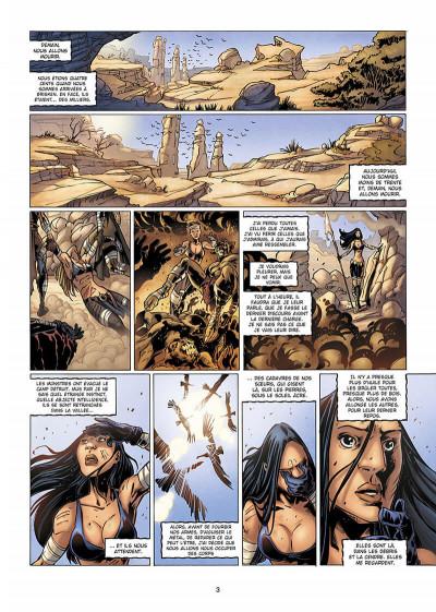Page 4 la geste des chevaliers dragons tome 4 - brisken