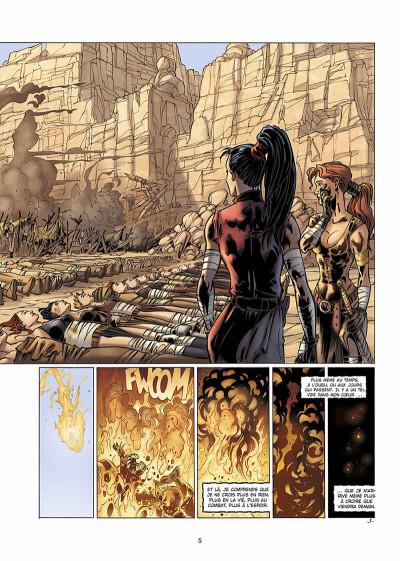 Page 6 la geste des chevaliers dragons tome 4 - brisken