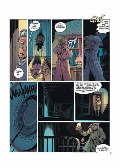 Page 1 les arcanes du midi-minuit tome 4 - l'affaire du oungan