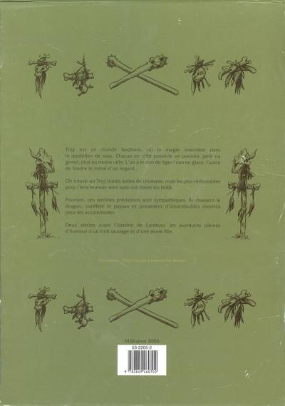 Dos trolls de troy - coffret tome 5 a tome 8