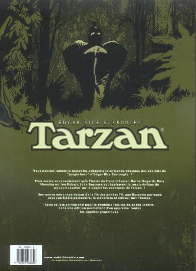 Dos tarzan - intégrale tome 2